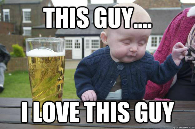 Drunk Baby Know Your Meme