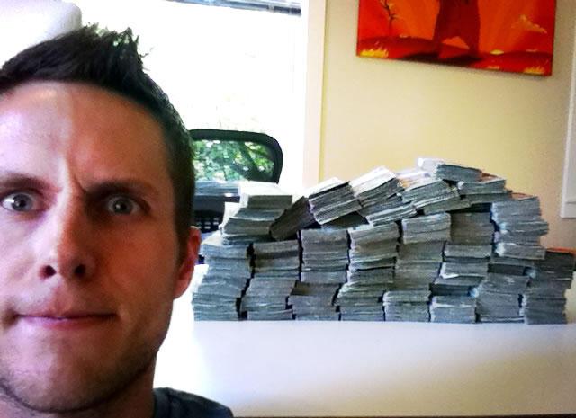 Matthew inman net worth