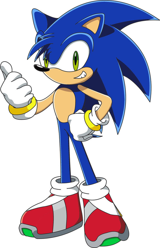 Sonic Original Characters Know Your Meme