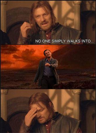 Strutting Leo Know Your Meme
