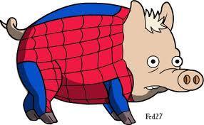 Spider Pig Harry Plopper Know Your Meme