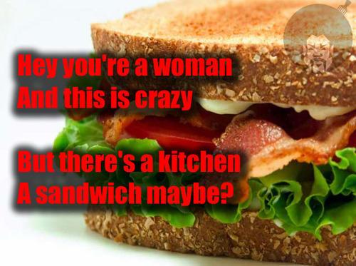 Make Me a Sandwich | Know Your Meme