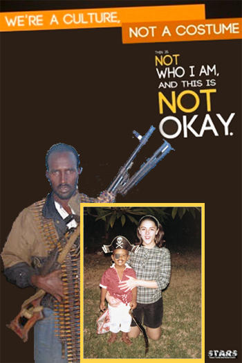 WEu0027RE A CULTU NOT A COSTUME NOT WHO I AM NOT OKAY AND  sc 1 st  Know Your Meme & Weu0027re a culture not a costume- Somali pirate and Obama | Weu0027re a ...
