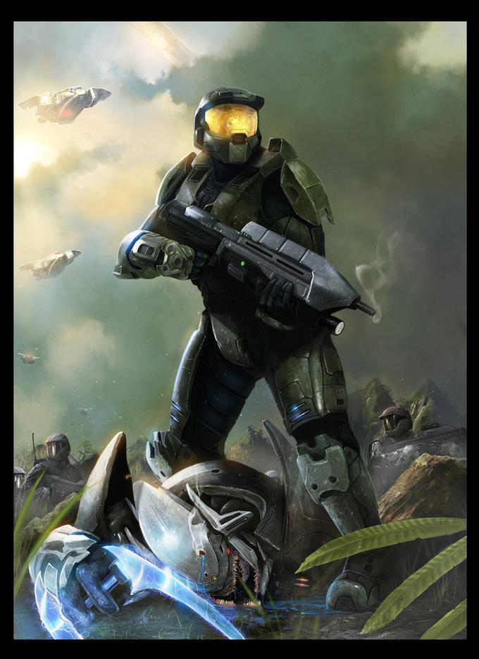 Halo | Know Your Meme