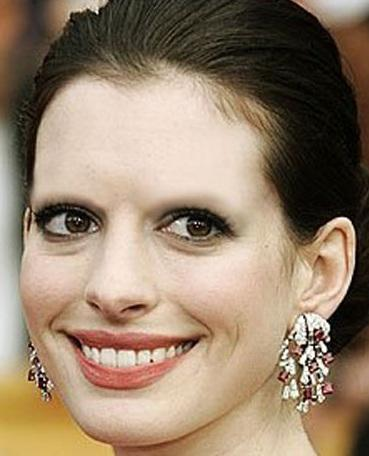 Anne Brow Celebrities Without Eyebrows Know Your Meme