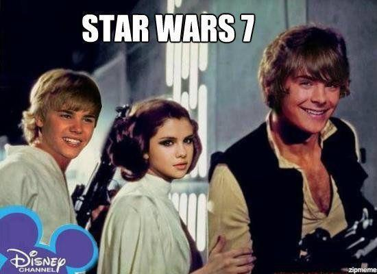 star wars 7 now on disney channel xd lol star wars know your meme