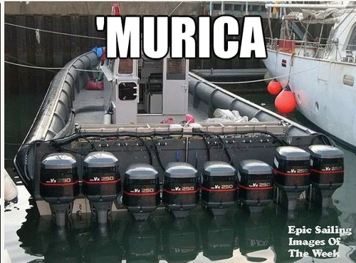 MURICA Epic Sailipg Images The Wee mode of transport vehicle