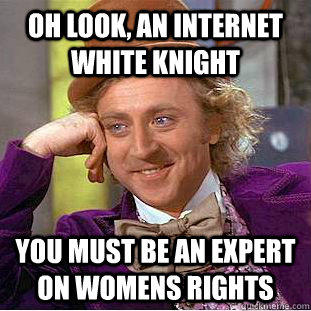 white knight meaning