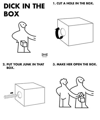 Speaking, box dick ikea in
