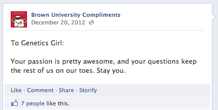 awesome compliments for a girl