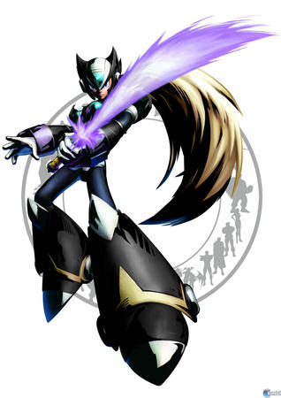 Black Armor Zero   Mega Man / Rockman   Know Your Meme