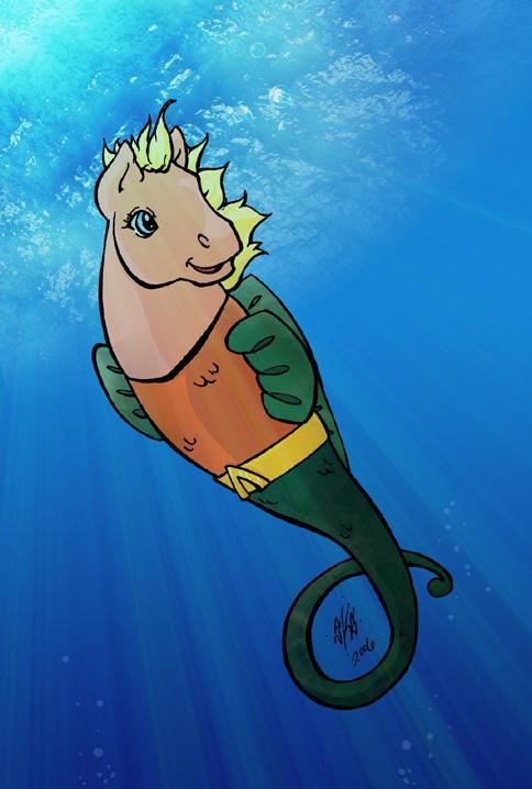 JLA pony Aquaman   Ponify   Know Your Meme