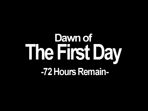Dawn of The First Day -72 Hours Remain- The Legend of Zelda: Majora's Mask The Legend of Zelda: Oracle of Seasons The Legend of Zelda: A Link Between Worlds text black font black and white logo