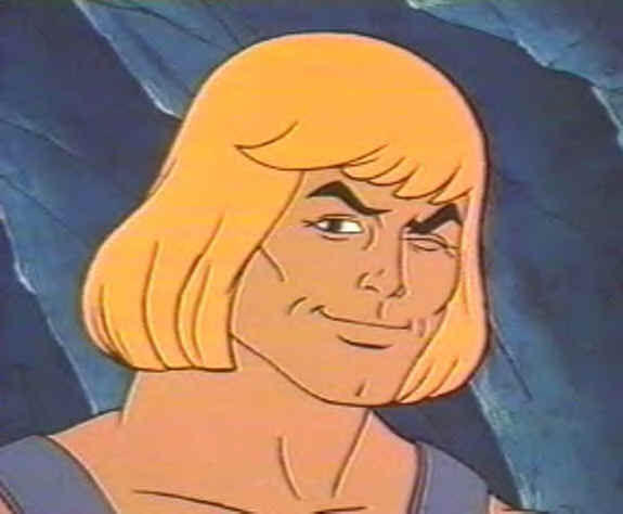 He Man Wink Masters Of The Universe Know Your Meme