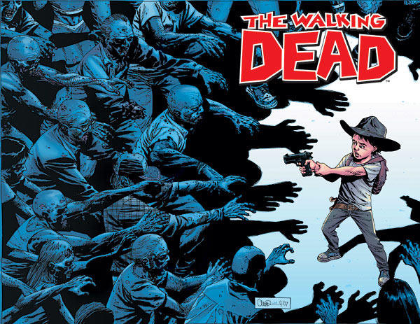 THE WALKING BEAD Comic Book Comics Fictional Character
