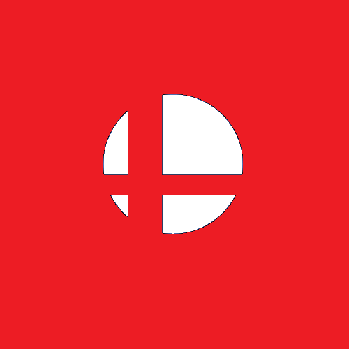 Super Smash Bros Logo Red Equal Sign Know Your Meme