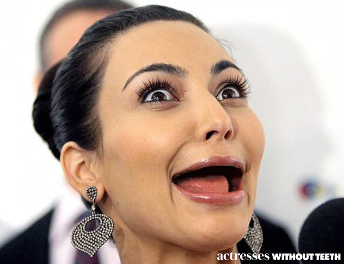 Actresses Without Teeth Know Your Meme
