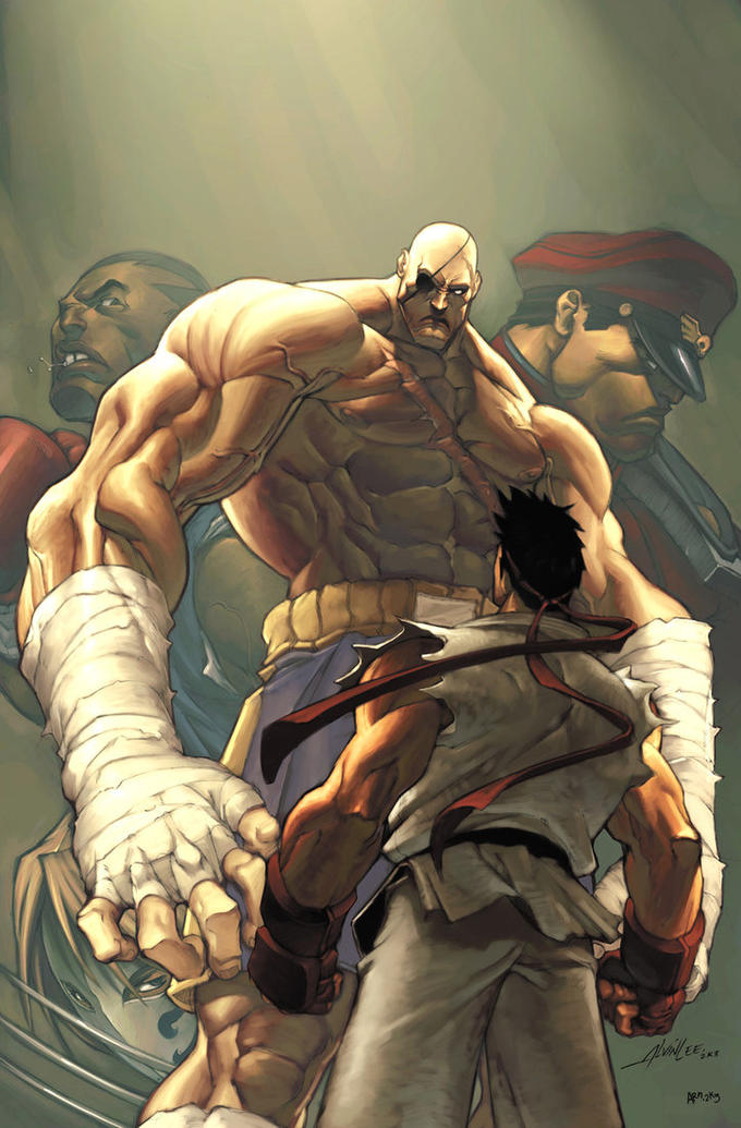 Street Fighter Know Your Meme