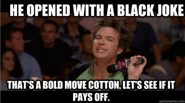 Bold Move Cotton Know Your Meme