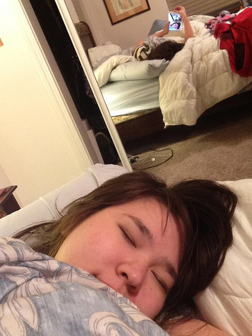 Image 573443 Caught Me Sleeping Bae Caught Me Slippin Know Your Meme