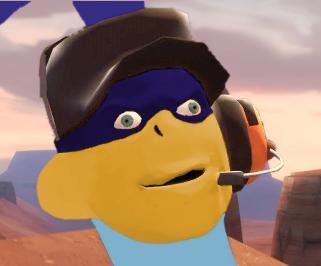 Bonk Bonk Scout Face Know Your Meme