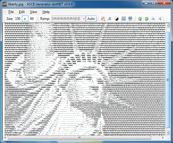Image - 592799] | ASCII Art | Know Your Meme