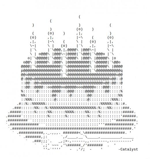 Admirable Image 592801 Ascii Art Know Your Meme Funny Birthday Cards Online Alyptdamsfinfo