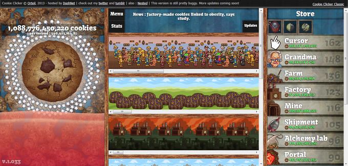 Cookie Clicker | Know Your Meme