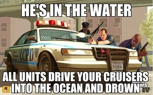 Grand Theft Auto Logic   Know Your Meme