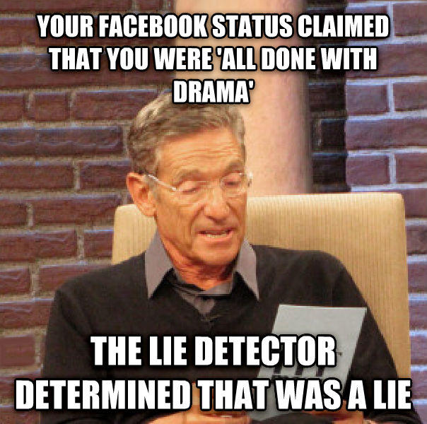 maury lie detector know your meme