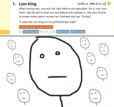 Think, lion king sex girl you tell