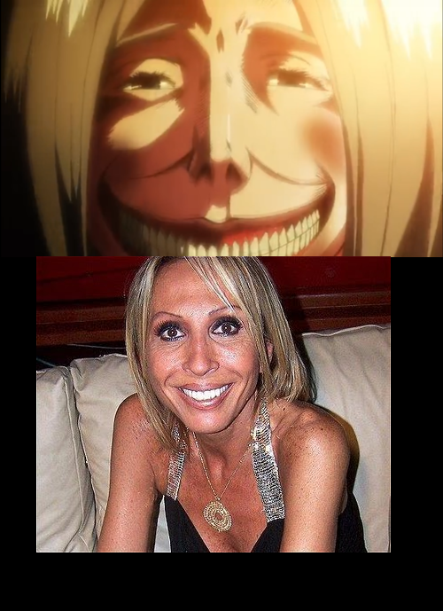 Laura Bozzo Eren Yeager Mikasa Ackermann Face Eyebrow Facial Expression Human Hair Color Nose Chin Head