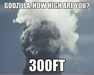Image result for godzilla memes