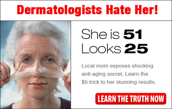 Image result for dermatologists hate her