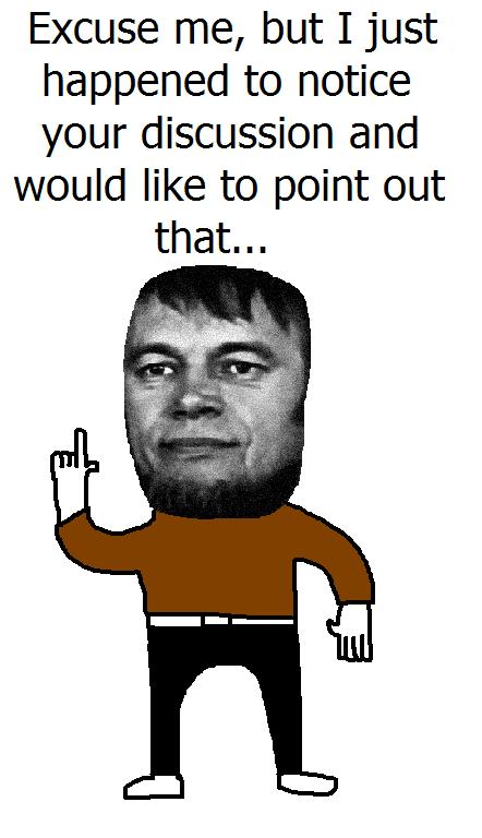 Assburger Points Out Assburger Know Your Meme