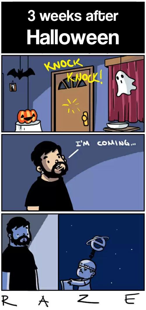 week halloween meme