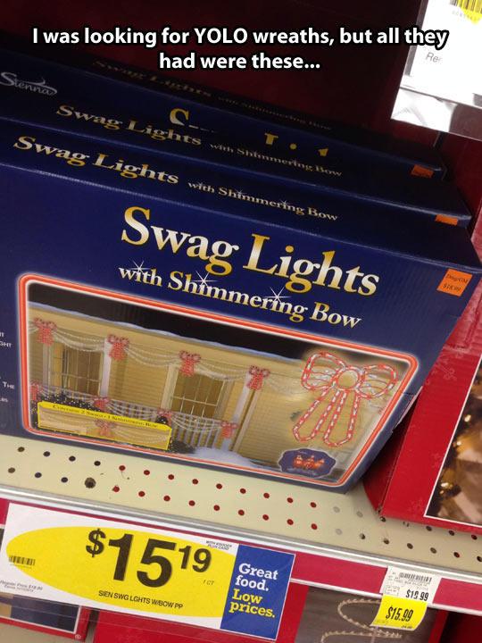 Christmas Light Meme.Swag Christmas Lights Swag Know Your Meme