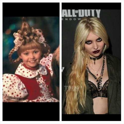 alluuty ndo w taylor momsen how the grinch stole christmas cindy lou who dr
