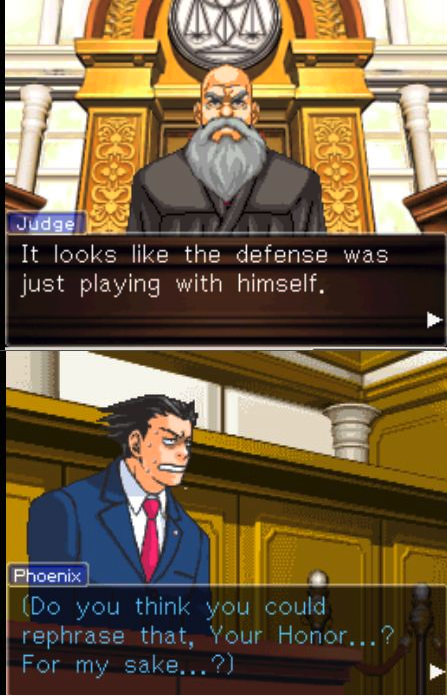 Image 679404 Phoenix Wright Ace Attorney Know Your Meme