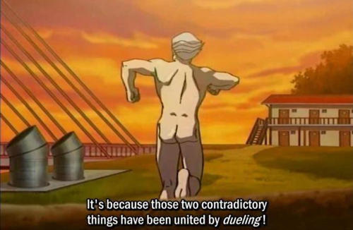 Actual Screen Cap From Gx Yu Gi Oh Know Your Meme