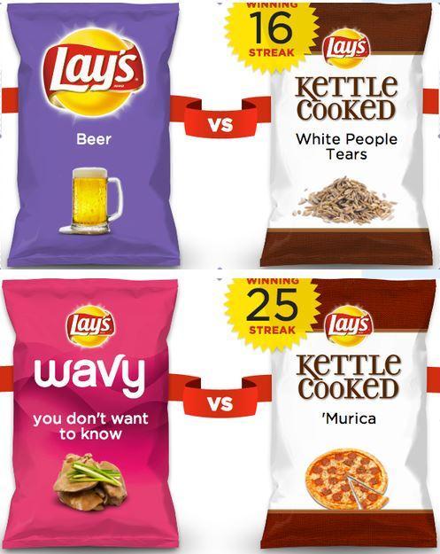 Lay's Do Us a Flavor Parodies | Know Your Meme