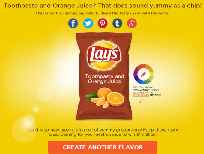 Lay's Do Us a Flavor Parodies   Know Your Meme