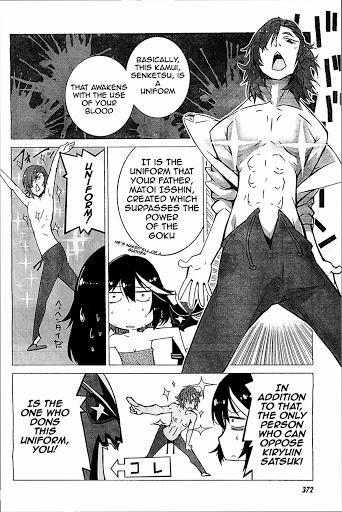 kill la kill manga