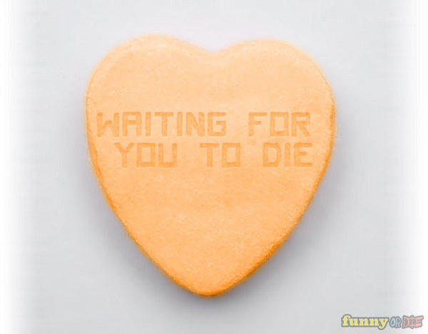 Rejected Candy Hearts Know Your Meme