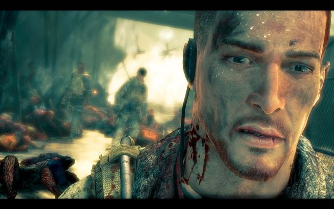 Spec Ops: The Line Spec Ops: Rangers Lead the Way screenshot visual effects phenomenon