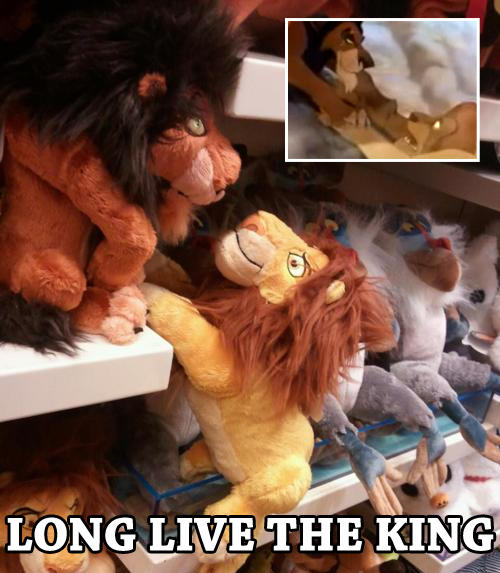 Topic, interesting Lion king funny porn can