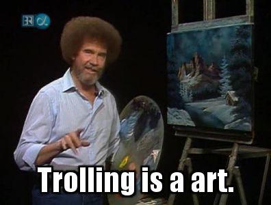 Image result for internet troll meme
