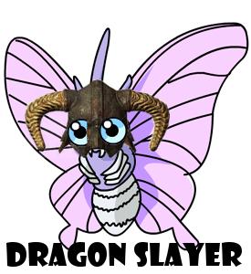 Dovahmoth Dragon Slayer Twitch Plays Pokemon Know Your Meme
