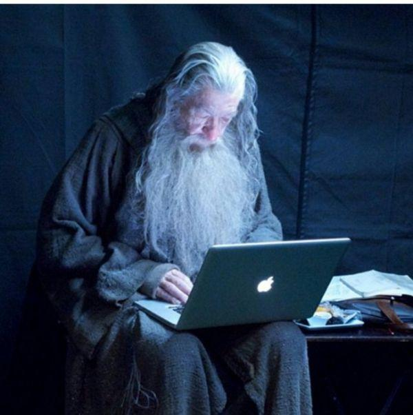 Tech Support Gandalf   Know Your Meme