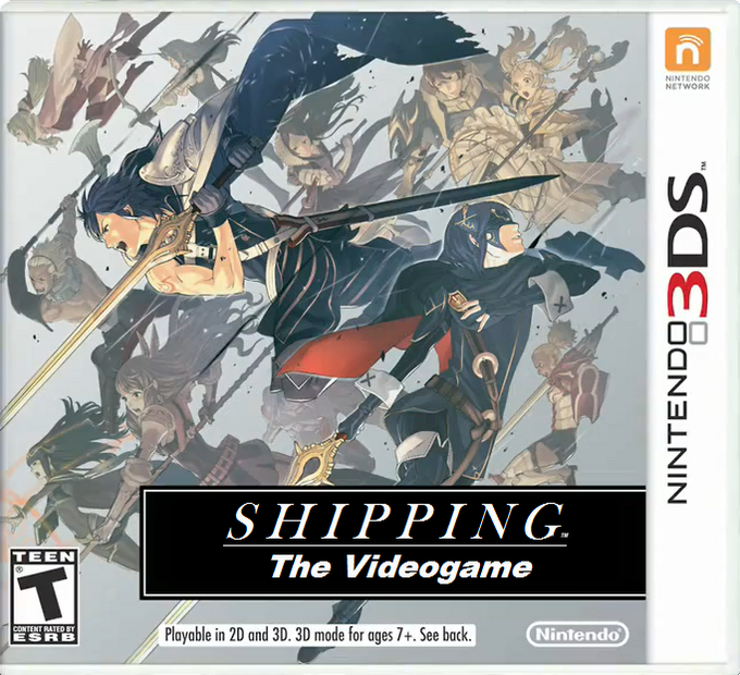 Fire Emblem: Awakening Pairings | Video Games Discussion